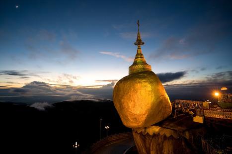 Kyaiktiyo, la roca de oro   Noticias y Blogs de Viajes   Scoop.it
