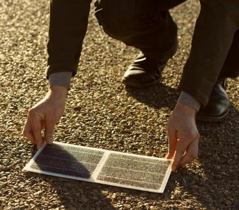 Et si demain, les routes produisaient de l'électricité grâce au soleil ? | Gestion des services aux usagers | Scoop.it