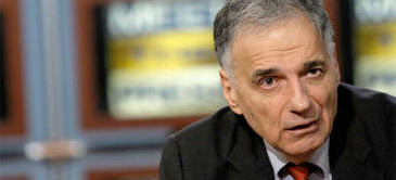 Ralph Nader | The Gift of a Sustainable Economy | Sustain Our Earth | Scoop.it