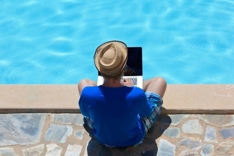 #Vacances : LePetitStartuper, un cahier de 14 pages pour réviser votre culture startup - Maddyness | Mobile Marketing | Scoop.it