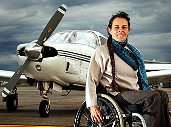 Suzi Duncan a Commercial Pilot & Flight Instructor... a Real Example! | Aviation & Airliners | Scoop.it