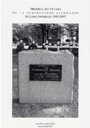 Un mémorial des victimes civiles et militaires du département de Loire-Atlantique, pour la période 1939-1945 | Histoire 2 guerres | Scoop.it