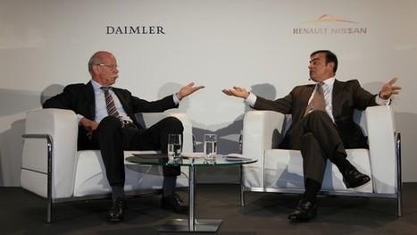 Une nouvelle usine commune entre Daimler et Renault/Nissan au Mexique | le blog auto | SandyPims | Scoop.it
