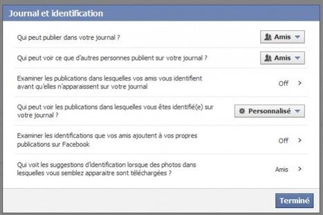 Quelques astuces pour protéger son compte Facebook | So What ? | Scoop.it