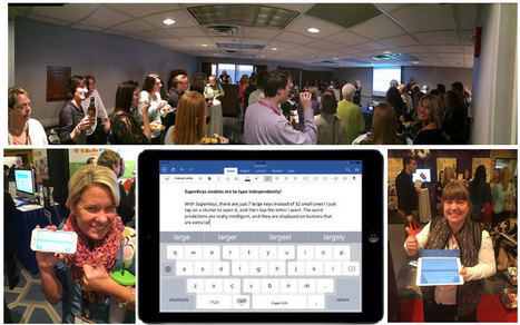 SuperKeys – SuperLaunch!    The Spectronics Blog   iPads in Special Education   Scoop.it