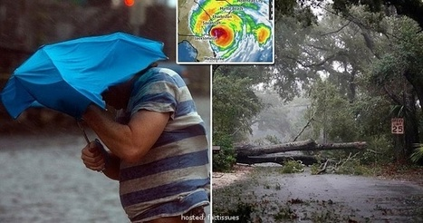 Hurricane Matthew's Devastating Flash Floods Leave Florida Towns Under Water   - Factissues | Climate Chaos News | Scoop.it