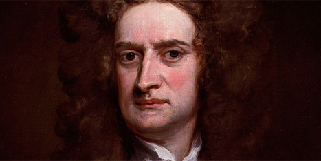 The Strange, Secret History of Isaac Newton's Papers | Archivance - Miscellanées | Scoop.it