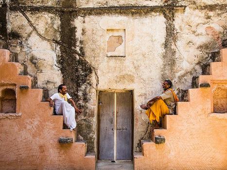 Un temple à Jaipur, la capitale du Rajasthan http://goo.gl/deaZkZ | Voyage photographie en Inde | Scoop.it