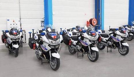 Pays de la Loire. L'entreprise Gruau présente sa moto sécurité à Paris | Ouest France Entreprises | ETOUFFEMENT | Scoop.it
