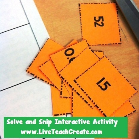 Live. Teach. Create. | Interactive Activities are the way to go! | clill activities | Scoop.it