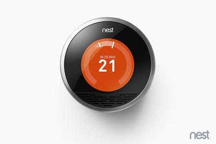 En rachetant Nest, Google part à l'assaut de la maison connectée ... | WEBMARKETING | Scoop.it