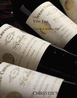 Vins fins | Fine Art Auction | Search Results | Christie's | Oenologie et dégustation | Scoop.it