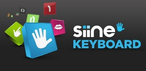 Siine Keyboard - Android Apps on Google Play | Android Apps | Scoop.it