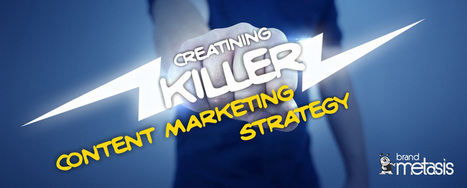 Creating a Killer Social Media Content Marketing Strategy | Inbound Marketing | Scoop.it