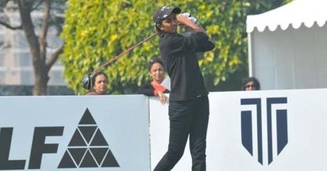 Women Indian Open : Amateur grabs shock lead in India   Globe Greens   Scoop.it