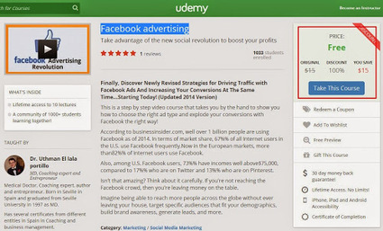 Free Udemy Course: How To Get Tons Of Targeted Traffic To Your Site For FREE | Targeted Traffic | Scoop.it