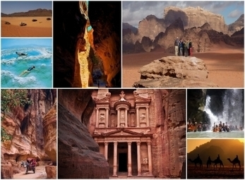 Shore Excursions from Aqaba- Get 1 Day or 2 Days Shore Excursions from Aqaba Jordan   Holiday in Jordan   Scoop.it