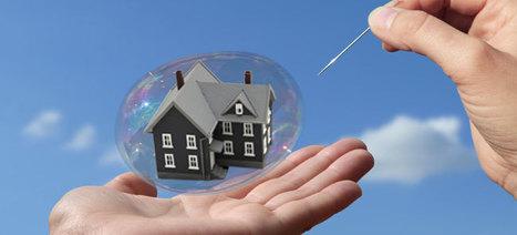Immobilier : vers une explosion ou un dégonflement de la bulle immobilière ? | Portfolio Construction | Scoop.it