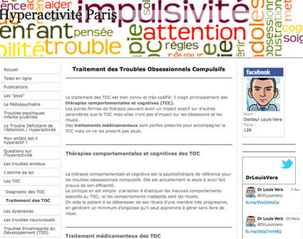 Traitement hyperactivité · · Création site internet Saint-Etienne (Loire) | neuro pédagogie | Scoop.it
