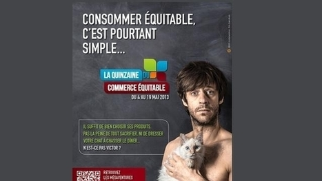 Le Commerce Équitable Progresse de 10% | WebZine E-Commerce &  E-Marketing - Alexandre Kuhn | Scoop.it