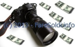 Come fare soldi online vendendo fotografie | Faresoldi.info | Guadagnare soldi da casa | Scoop.it