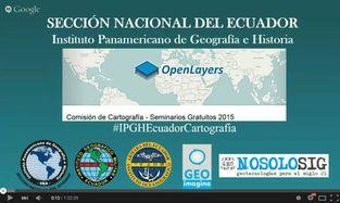 Vídeo del taller OpenLayers
