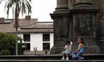 Quito cumple 478 años con mirada de futuro y conservando tradiciones   Un poco del mundo para Colombia   Scoop.it