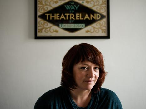 Interview: 'I wanted to write a book about joy' – Eimear McBride on her second novel | The Irish Literary Times | Scoop.it