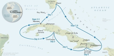 We Were on the First U.S. Cruise to Cuba in Decades   Mr. D's AP US History   Scoop.it
