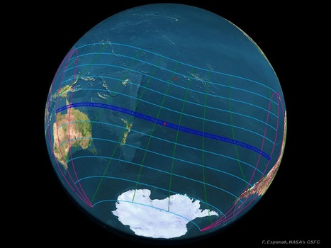 Countdown to a total solar eclipse in Australia | future science | Scoop.it