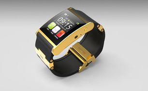 The Android-Powered Smart Watch Marries Luxury and Tech | mlearn | Scoop.it