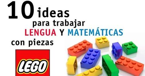 CLUB DE IDEAS | 10 ideas para trabajar matemáticas y lengua con piezas lego ~ La Eduteca | FOTOTECA INFANTIL | Scoop.it