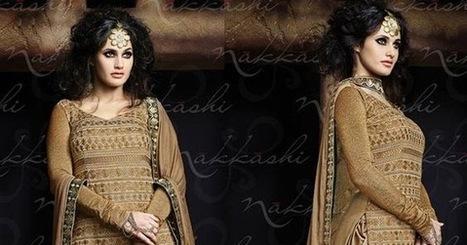 Best Shalwar Kameez Indian Ethnic Wears | Online Shopping & Jewelery in India | Scoop.it