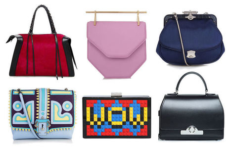 The 6 Cult Handbag Brands You Need to Know Now | FBESHOP | Scoop.it