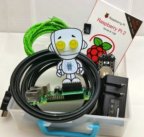 Chip for Raspberry Pi | Raspberry Pi | Scoop.it