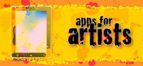 Las Mejores Aplicaciones de iPad o iPad Mini para Artistas | startcrea. Recursos para el aula de Plástica | Scoop.it