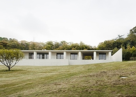 Fayland House in Buckinghamshire by David Chipperfield Architects | fap-arquitectura | Scoop.it