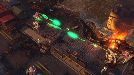 X-Com: Enemy Within impressions: Expanded alien eradication - Ars Technica | 7sG Games | Scoop.it