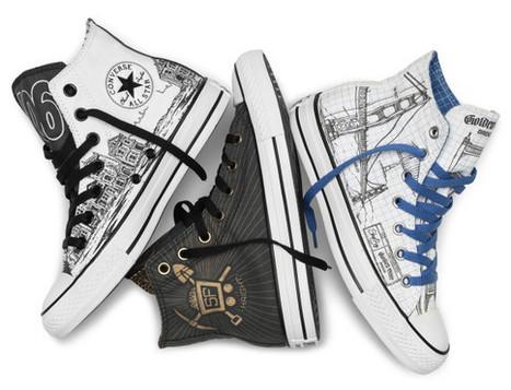 Shoe Biz x Converse Chuck Taylor All Star San Francisco Moments Collection | Caps Hats - popsnapback.com | Scoop.it