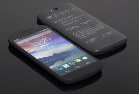 Dual Screen Yotaphone Specs Announced - P^i | all tech | Scoop.it