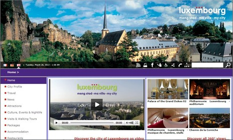 LCTO - Luxembourg City Tourist Office - Luxembourg the city | Luxembourg (Europe) | Scoop.it