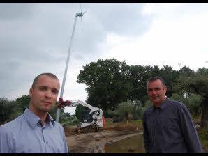 Énergie éolienne. PME et particuliers dans le vent - Le Télégramme   Agr'energie   Scoop.it