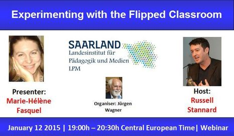 Experimenting with the flipped classroom - an awesome webinar you may have missed | LMS & mobile learning | Scoop.it