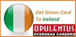 Irish Immigration - Get Permanent Residency in Ireland Through Green card | Immigration & Visa Updates | Scoop.it