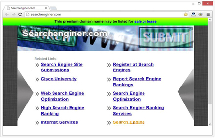 Annoyed by Searchenginer.com – How to Remove Searchenginer.com Redirect virus? | Help Remove Spyware and Viruses | Scoop.it