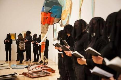 Twitter / nrcars: Art collective 'Liberate TATE' ... | Art&Education | Scoop.it