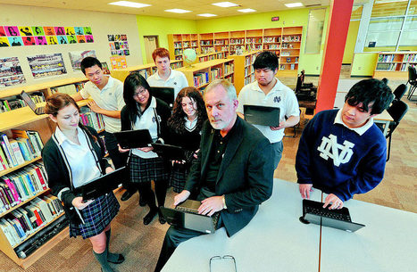 BYOD: The new back-to-school trend - Vancouver Sun | School Library Advocacy | Scoop.it