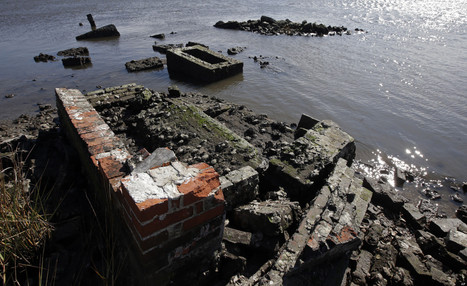 PHOTOS: Louisiana Cemeteries Sinking, Washing Away | READ WHAT I READ | Scoop.it