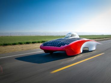 Luminos, carro movido a energia solar, disputa desafio australiano - IDG Now!   Reciclando com Sustentabilidade e Amor a Vida   Scoop.it