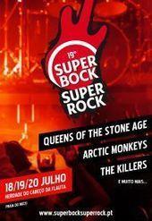 Compra aqui o teu passe SBSR 2013 | Super Bock Super Rock | Scoop.it